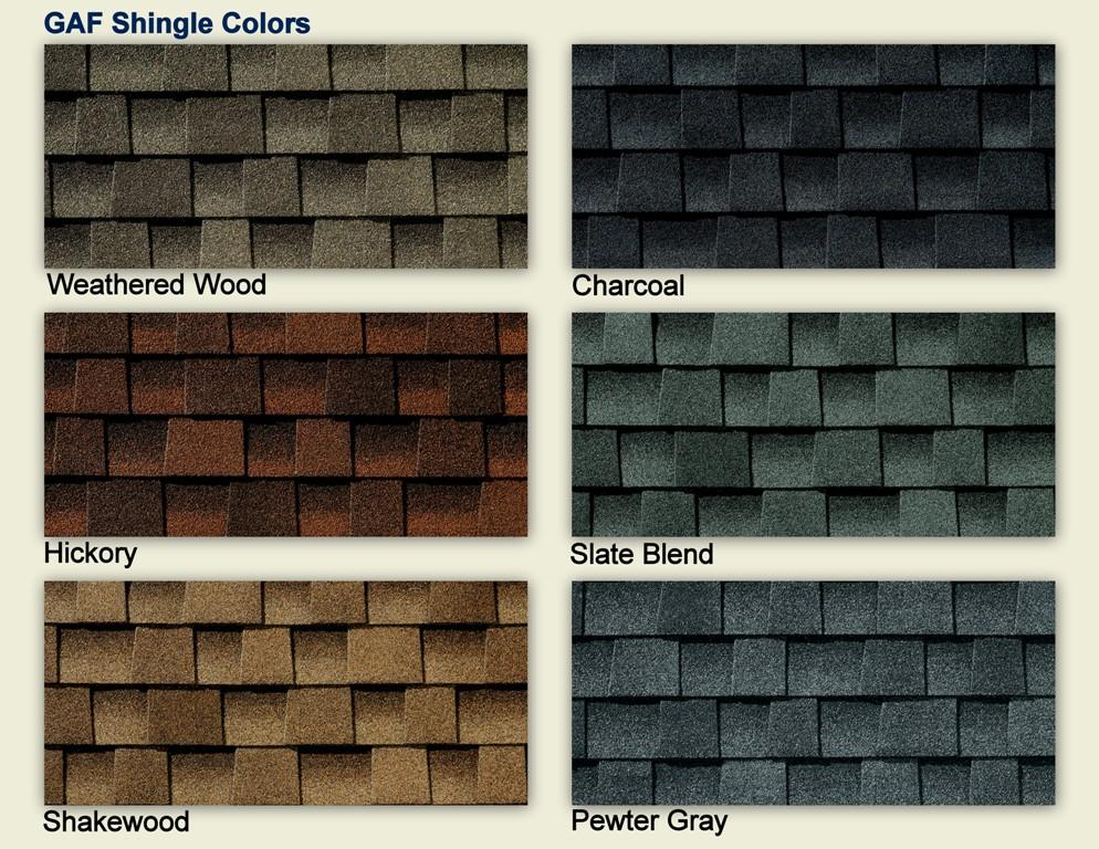 Shingle Colors Ga Roofs